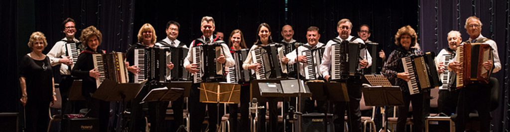 "The Los Angeles Accordionaires ""Pops"" Orchestra"